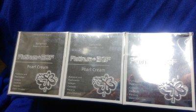 The Day Spa Platinum+EGF Pearl Cream 深層活化珍珠精華*限時優惠