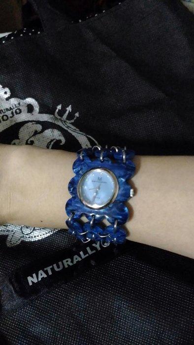 全新義大利品牌Marco Valentino時尚手鏈錶