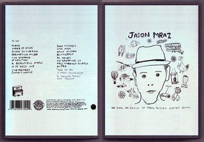 音樂居士#Jason Mraz - We Sing We Dance We Steal Things () DVD