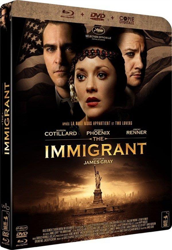 【藍光電影】卑賤人生 下流人生/夜鶯 (2013)The Immigrant 39-024