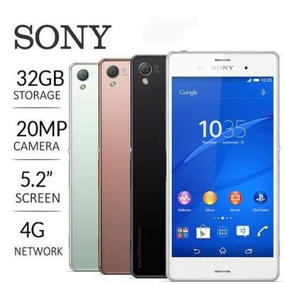 Sony Xperia Z3+ 95% new