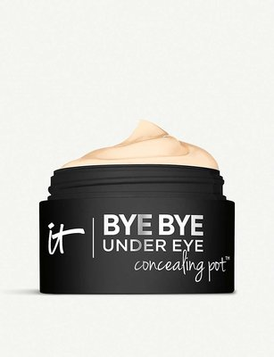 [預購] IT COSMETICS Bye Bye Under Eye Concealing Pot 遮瑕