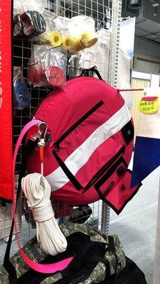 自由潛水 浮球 含 潛水旗 下潛繩