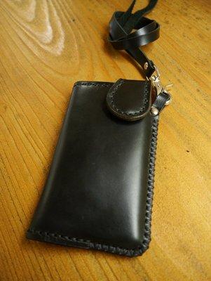 KH手工皮革工作室 MIT全牛皮SONY索尼Xperia 1 ll  Xperia 5II 10II手機皮套可拆式頸掛帶