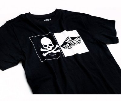 【日貨代購CITY】VANS x MASTERMIND JAPAN MMJ 聯名 BACK LOGO 短TEE 現貨