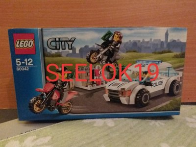 LEGO 60042 High Speed Police Chase (MISB)