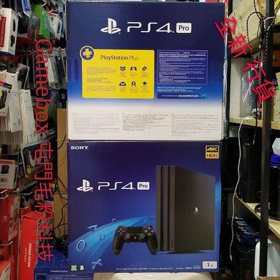 全新 行貨PS4 Pro 1TB 黑色HK $2698 現貨發售