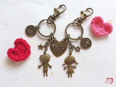 ♥ STORY SAYS ♥【加購區】古銅鑰匙圈專用龍蝦扣 ♬僅提供購買手作鑰匙圈者加購♬