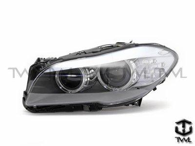 《※台灣之光※》全新BMW寶馬F10 F11 10 11 12 13年歐規前期原廠型HID光圈魚眼投射大燈頭燈空件