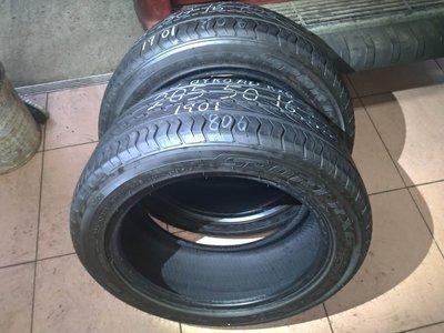 205 50 R 16 JOYROAD RX6 19年製造 落地胎 二手 中古 輪 胎 一輪1200元