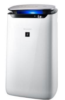 SHARP 夏普 19坪 自動除菌離子 空氣清淨機 * FP-J80T-W *【歡迎來電議價】