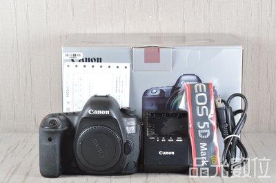 【台中品光數位】Canon EOS 5D MarkIV 5D4 3040萬畫素 快門數342XX次 公司貨#100690