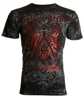 @50%OFF@ AFFLICTION  重機 哈雷  潮牌中的法拉利 邪惡天使 T-Shirt (( 含運 ))