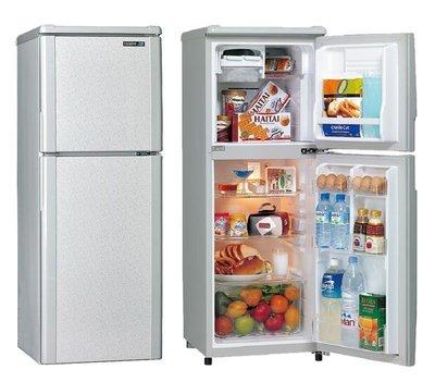 【可可電器】SAMPO聲寶 140L 經典品味雙門冰箱 SR-L14Q / SRL14Q《來電享優惠》