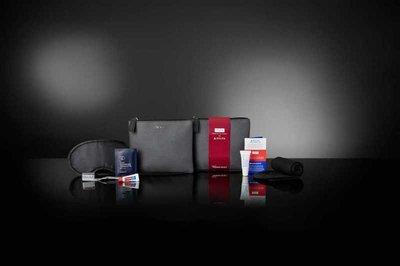 19年最新TUMI&達美航空 防滑矽膠輕量型 盥洗包3C收納包 旅行過夜整理包 藍牙耳機數據線滑鼠(TBH29)
