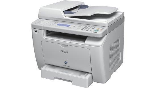☆《含稅》全新Epson AL-MX200DNF / MX-200DNF / MX200 多功能雷射傳真複合機③