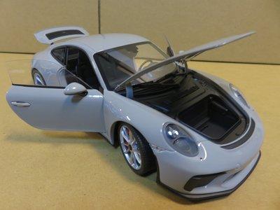 =Mr. MONK= Minichamps Porsche 911 GT3 Touring 2018 (991)
