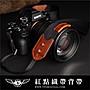 【台灣TP】 紅點織帶系列相機背帶+A7III黑色...