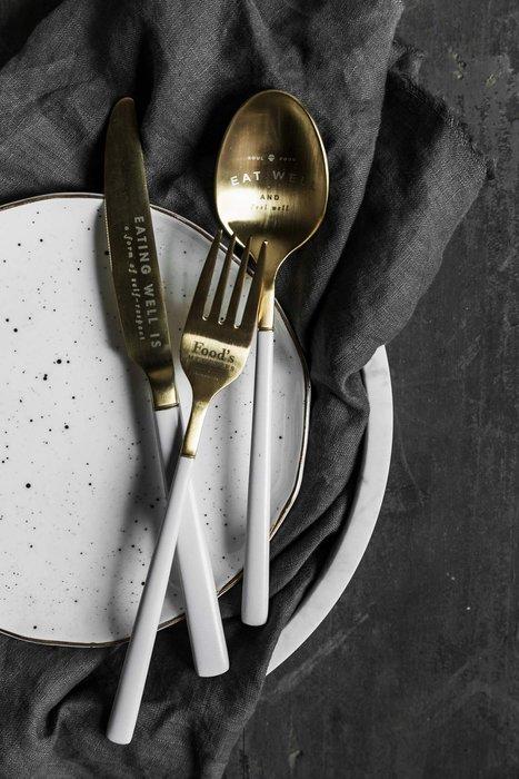 Meiprunus △ 原創 設計 304不銹鋼 牛排 西餐 餐具 刀+叉+湯匙 3件套 兩色
