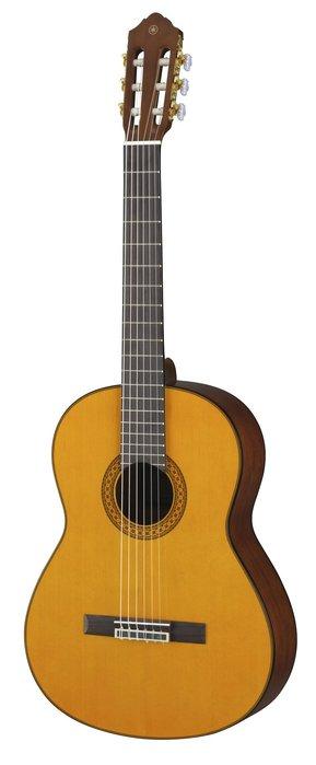 造韻樂器音響- JU-MUSIC - 全新 YAMAHA C80 古典吉他