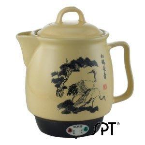 《常自在》尚朋堂陶瓷藥膳壺 SS-3200