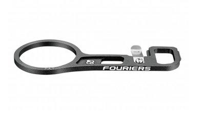 【單車元素】FOURIERS HA S018 D12 Ø28.6前叉用 6度 DI2 Junction 轉接座