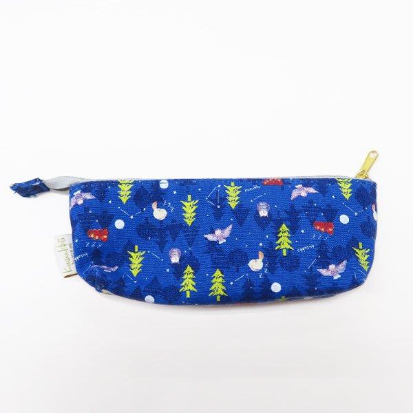 日本深夜森林貓頭鷹筆袋~最特別的禮物都在奧爾思~