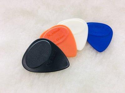 【老羊樂器店】人體工學防滑 Pick 彈片匹克 0.46mm 0.7mm 1.0mm 2.3mm 好手感好質感 顏色隨機