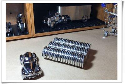 圓形強力磁鐵30mmx3mm-瓶瓶罐罐收納超輕鬆!