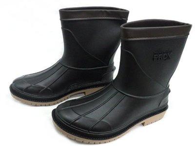 美迪-TLS-553-短筒雨靴-登山雨...