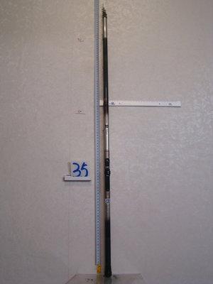 采潔 日本二手外匯釣具SUNFISH磯1-540磯釣竿 前打竿 筏竿18尺中古二手 SHIMANO DAIWA R35