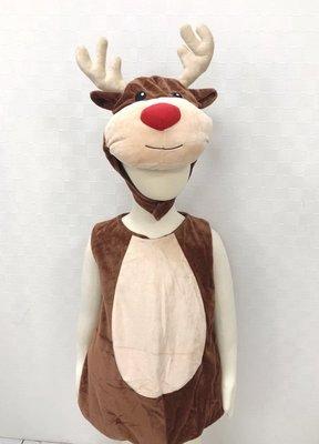 聖誕節服裝,動物服裝,聖誕服/麋鹿服裝/可愛紅鼻麋鹿服裝