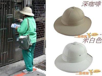 【二鹿帽飾】專用郵差帽 帽沿超大超硬款/附內襯.帽帶-2