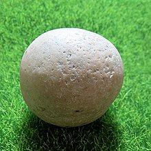 【 金王記拍寶網 】J3229  (常5) 原石皮夜明珠 夜光石 帶皮夜光石球 一顆 罕見稀少~