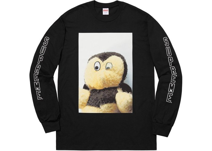 ☆AirRoom☆【現貨】2018AW Supreme Mike Ahh Youth L/S Tee 長TEE 聯名