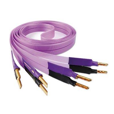 【音逸音響】喇叭線.紫電》美國 Nordost Purple Flare 香蕉插(3米/對)