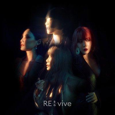 【象牙音樂】韓國人氣團體-- Brown Eyed Girls - RE_vive
