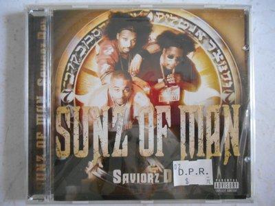 Sunz of Man - Saviorz Day 進口美版
