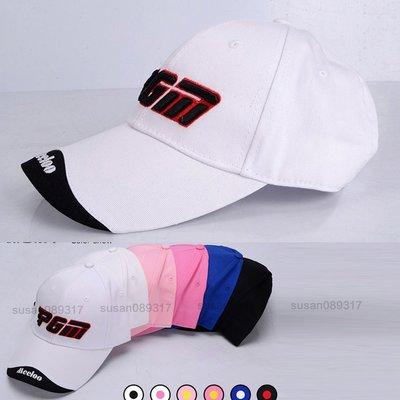 TTYGJ PGM 新款 高爾夫球帽 男士女士 防曬透氣 四季款比賽運動帽子