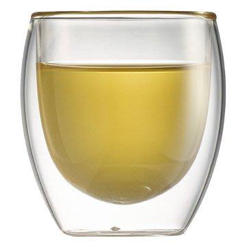 ☆°萊亞生活館°【TIAMO 雙層玻璃杯 HG2052 】100cc-6入  雙層咖啡杯