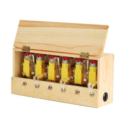 新款抖音無聊的盒子Useless box\/創意生日禮物、禮品玩具送損友