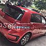 %【高速空力技研】%福斯 VW GOLF7 尾翼 空力套件 後保桿 保桿 後大包 實車改裝