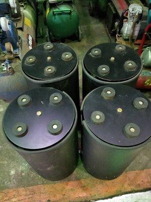 Pneumatic Vibration Isolator Table Legs光學桌避震腳