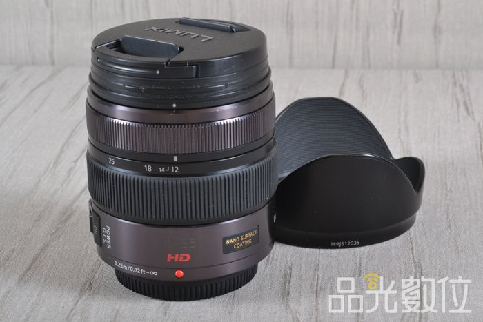 【台中品光數位】Panasonic Lumix 12-35mm F2.8 OIS X鏡 #91008