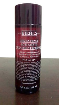 [韓國免稅品代購] 預購 契爾氏 Kiehl's 紫鳶青春肌活露 200ml 前導精華 iris extract