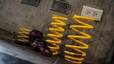 國豐動力 M2 M3 M4 KW HEIGHT ADJUSTABLE 對應一般跟電子避震 專用可調高度彈簧 現貨供應 歡迎洽詢