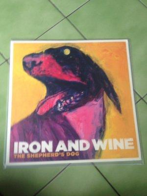 (下標即結標)(LP/黑膠唱片)Iron And Wine-The Shepherd's Dog