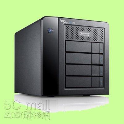 5Cgo【權宇】PROMISE PEGASUS2 R4 W/2TB*4 第二代Thunderbolt雷龍4K NAS含稅