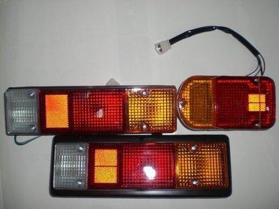 **HDS**威利後燈 得利卡 堅達3.5後燈 載卡多 好幫手尾燈 瑞獅 尾燈 好載 後燈 山豹 後燈 威力