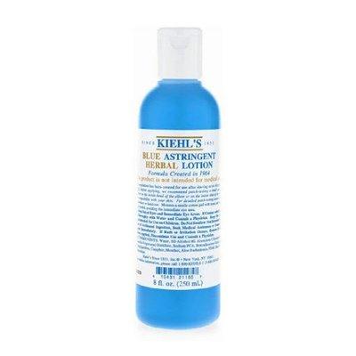 【大韓美妝館】Kiehl's契爾氏Blue Astringent Herbal Lotion藍色收斂水250ml